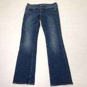 American Eagle Outfitters Jeans - Women's Size 6 AE Slim Boot Stretch Jeans